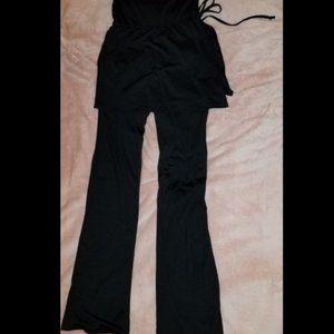Black Jumpsuit, Size Medium hotkiss